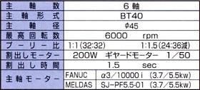 BT#40 T40 V6 主仕様